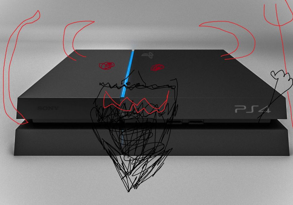 Some possessed PS4 consoles are beeping or ejecting discs on