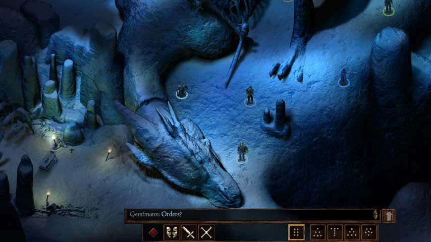 The world of Icewind Dale: Enhanced Edition coming to Linux, Mac and Windows PC
