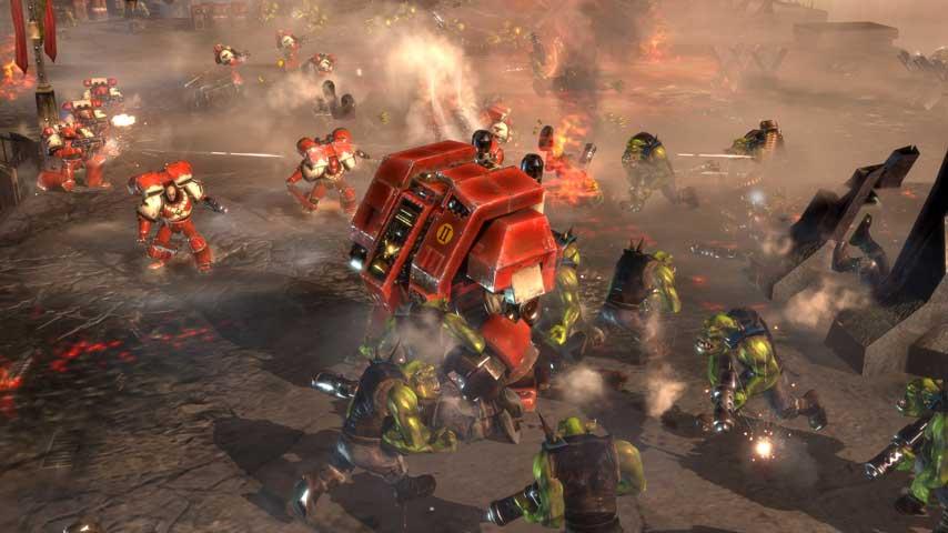 Warhammer 40K: Dawn of War 2 gives GFWL the flick - VG247