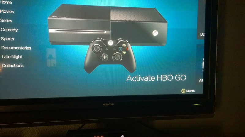 Looks like the HBO Go app is currently being tested on Xbox