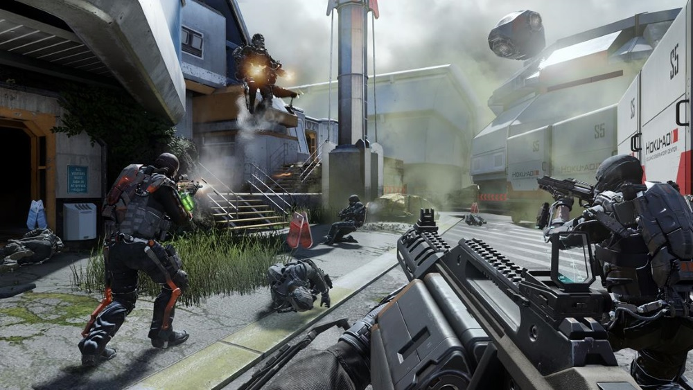 How Does Call Of Duty Advanced Warfare Matchmaking Work