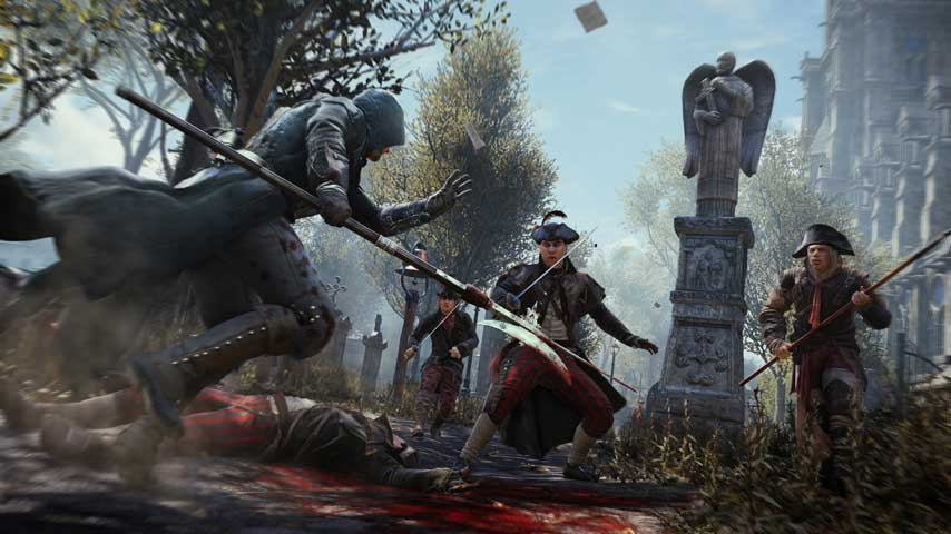 Upcoming Assassin S Creed Unity Updates Aim At Fixing Framerate