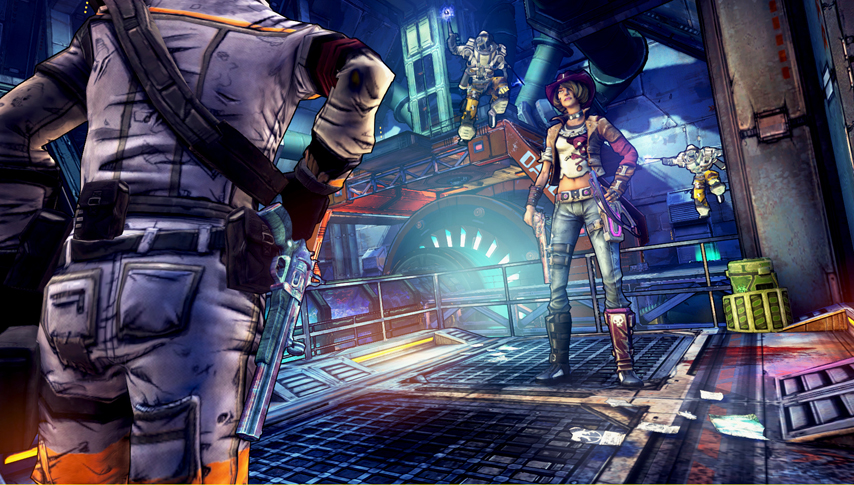 Borderlands: The Pre-Sequel turns the insanity up to 11 - VG247