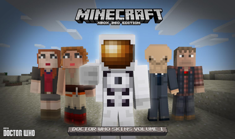 Xbox 360: le Skin Pack 4 est la - WTCraft.com : Tout sur Minecraft