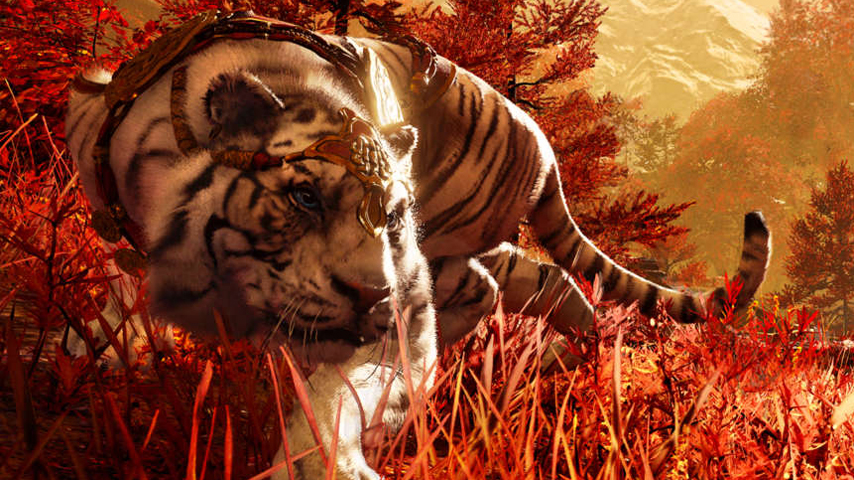 Well This Far Cry 4 Marketing Is Suitably Bizarre Vg247