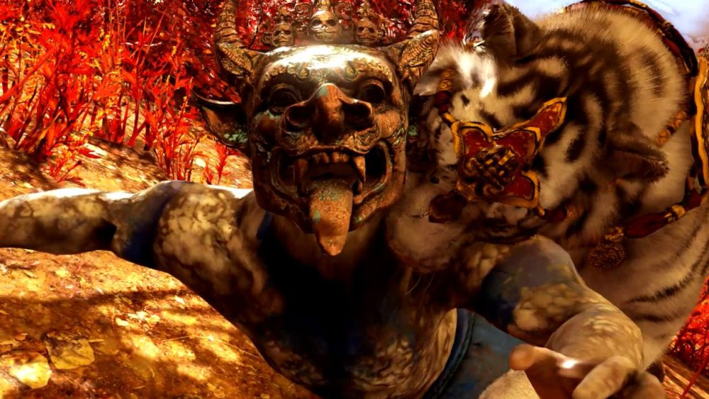 Far Cry 4 Season Pass Trailer Shows A Glimpse Of A Yeti Vg247