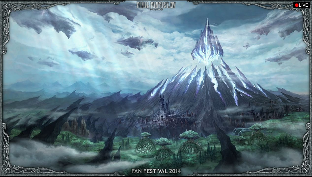heavensward is the first expansion for final fantasy 14 a realm