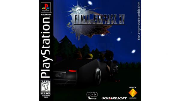 final fantasy 15 psone