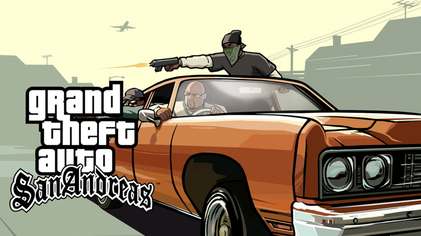 GTA San Andreas cheat codes: all weapons, vehicles