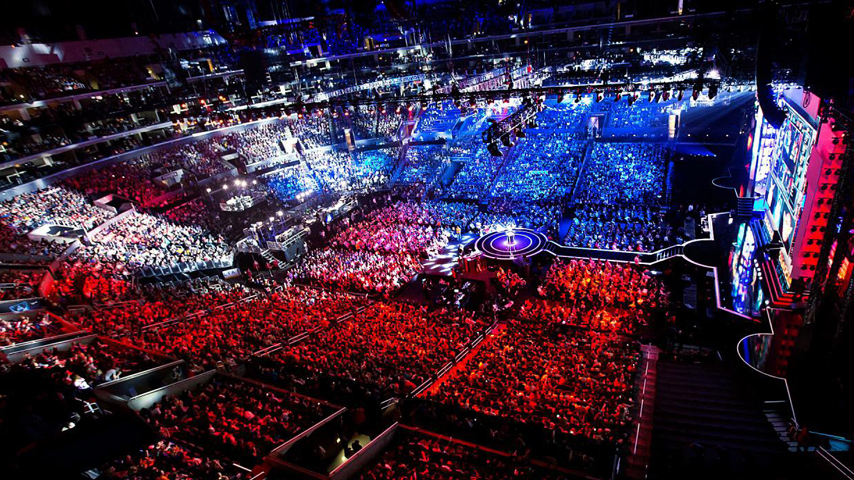 League Of Legends World Championships To Be Broadcast On