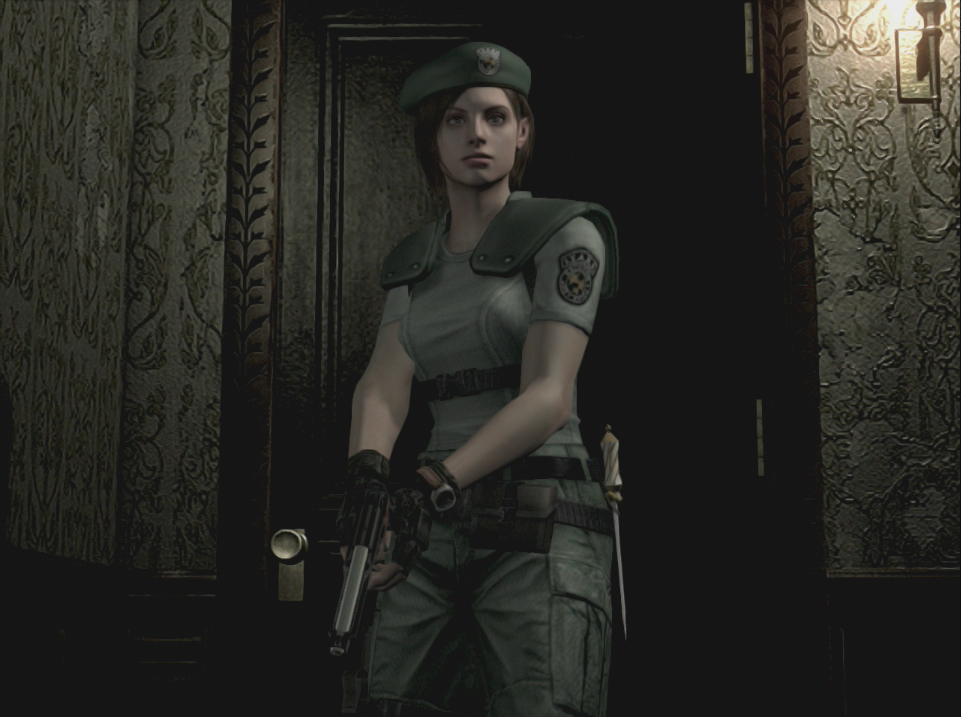Here S A New Set Of Resident Evil Hd Comparison Screenshots Vg247