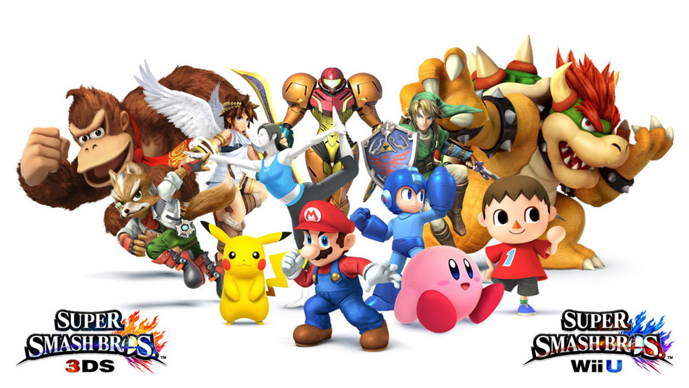 Super Smash Bros Wii U 3ds Guide Best Characters For Beginners