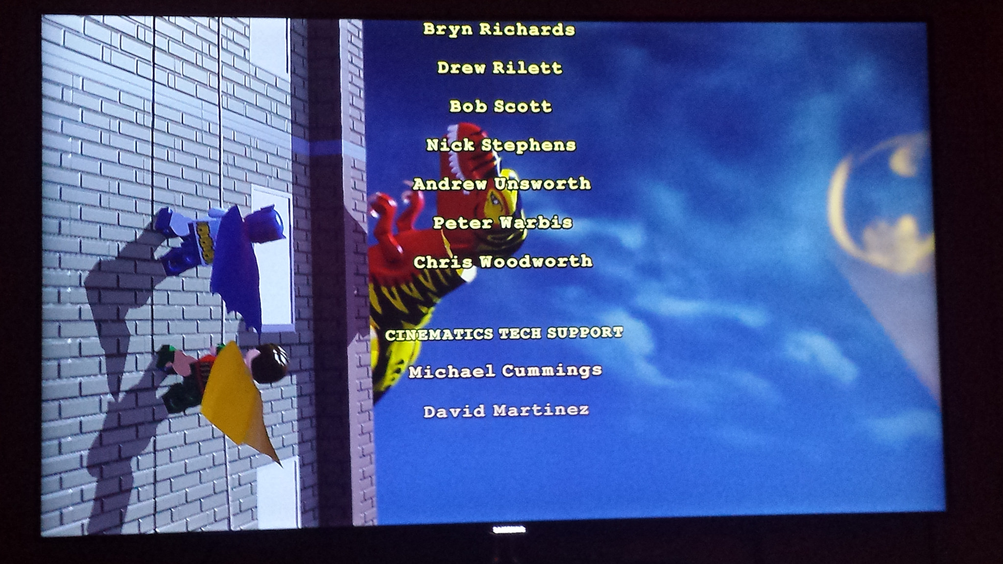 Lego Jurassic World Teased In Lego Batman 3 Closing Credits Vg247