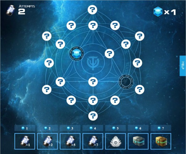 skyforge min-game
