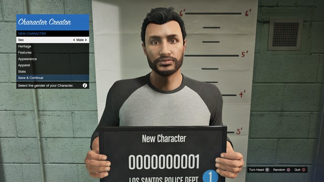 The Next Generation Character Creator