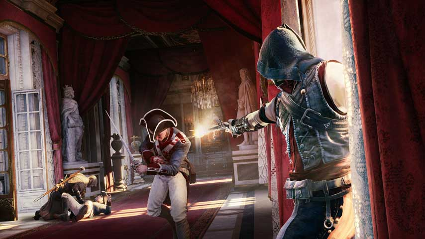 Assassin S Creed Unity Condemend By French Left For Robespierre