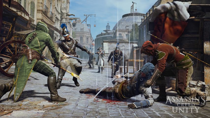 Assassin S Creed Unity Guide Sequence 8 Memory 1 The King S