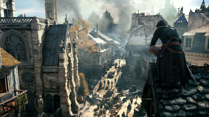 Assassin S Creed Unity Guide Sequence 1 Memory 3 High Society Infiltrate The Palace Vg247