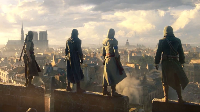 Assassin's Creed: Unity guide - Sequence 10 Memory 1: A Dinner Engagement -  Bribery Assassination - VG247