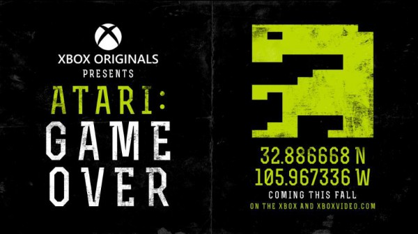 atari game over header