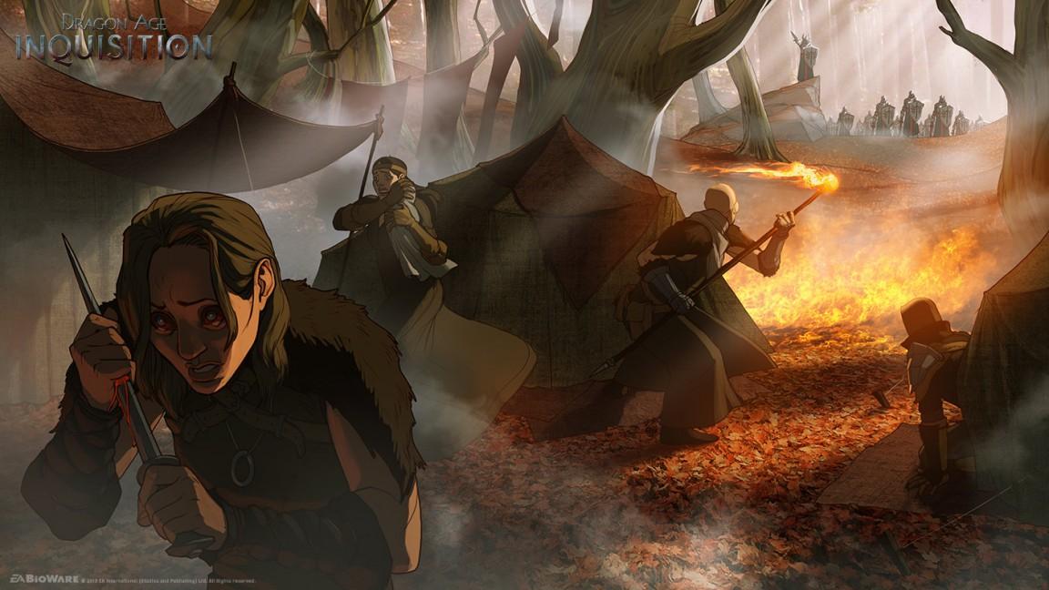dragon age inquisition concept art 1