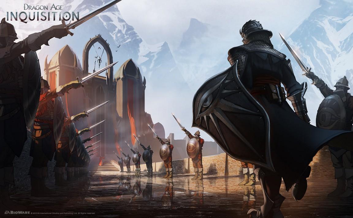 dragon age inquisition concept art 2