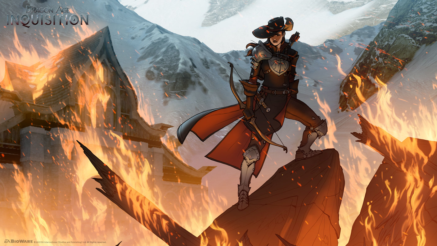 dragon age inquisition concept art 4