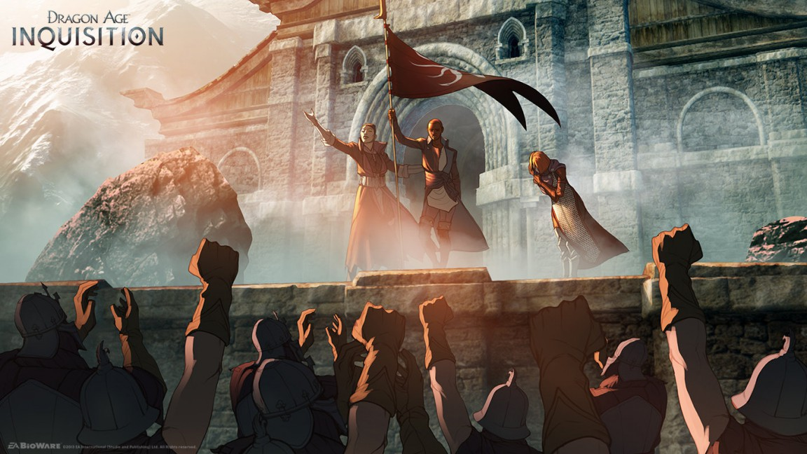 dragon age inquisition concept art 5