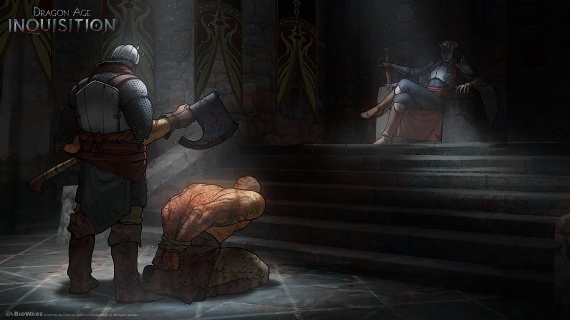 dragon age inquisition concept art 8