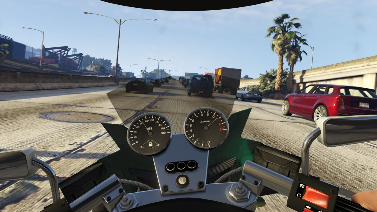 Get GTA 5 working with Oculus Rift using this tool - VG247
