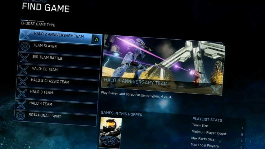 Halo reports