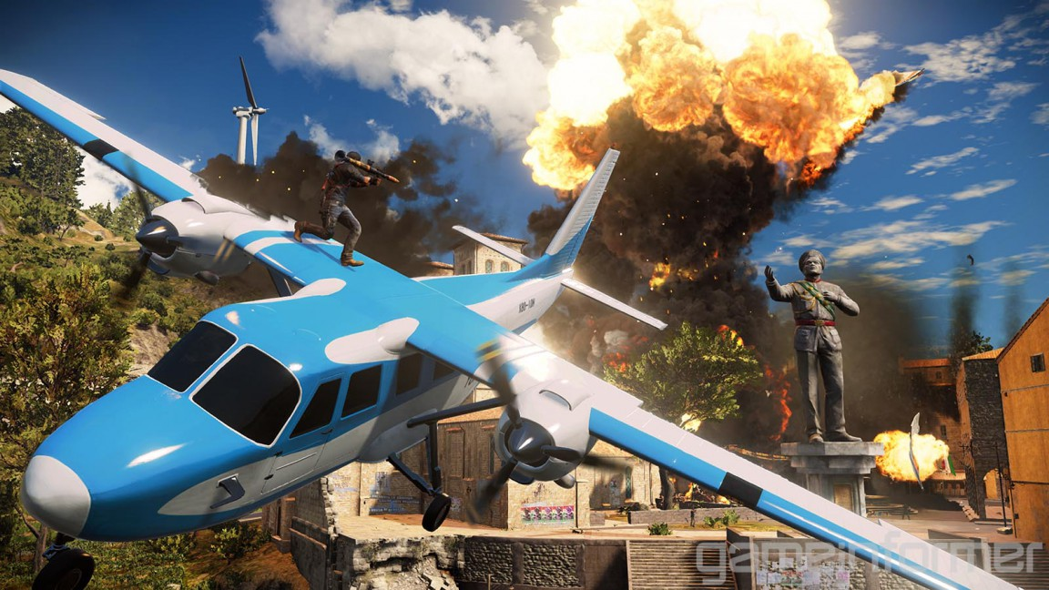 just cause 3 1