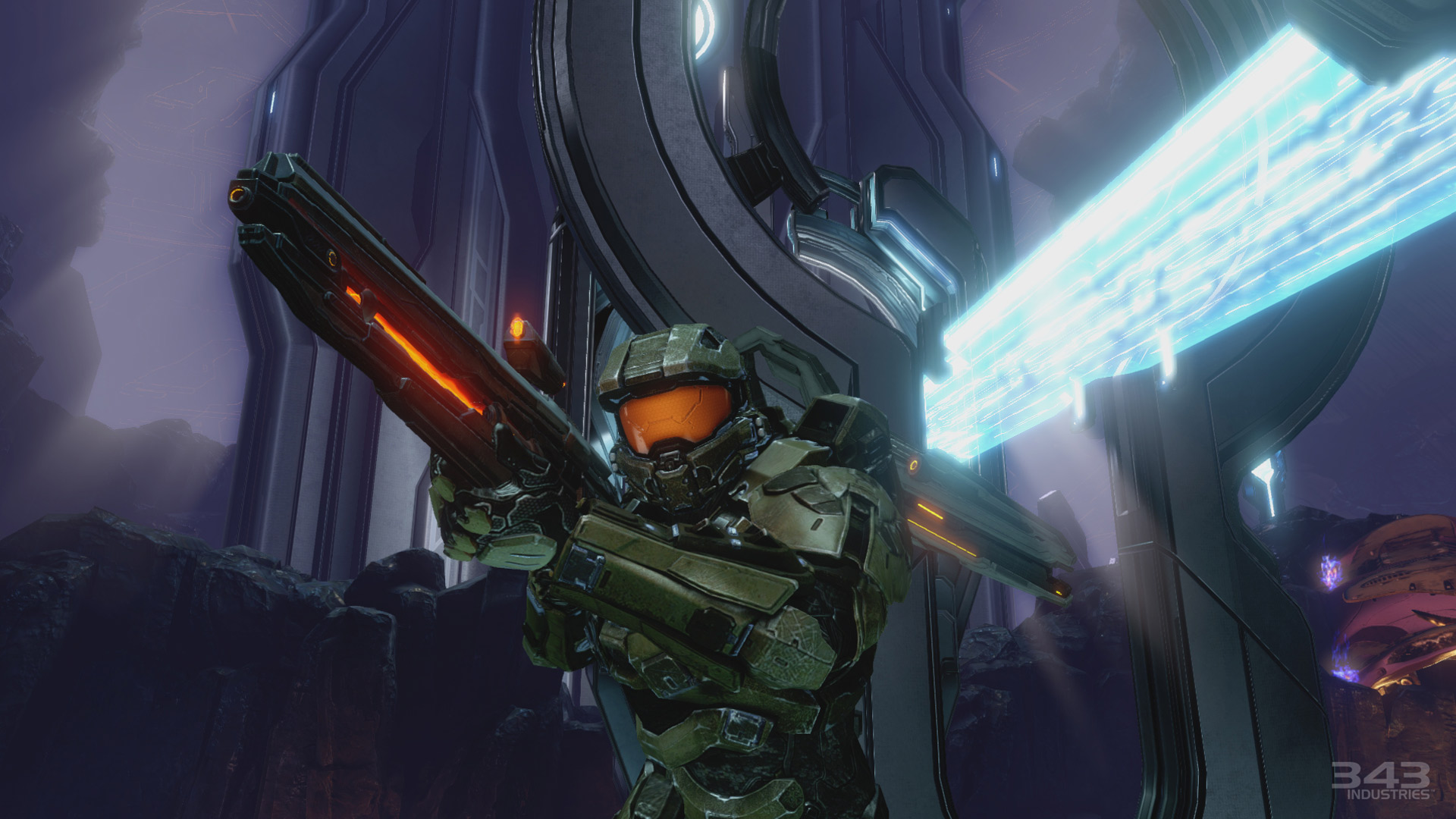 master chief collection halo 4 1
