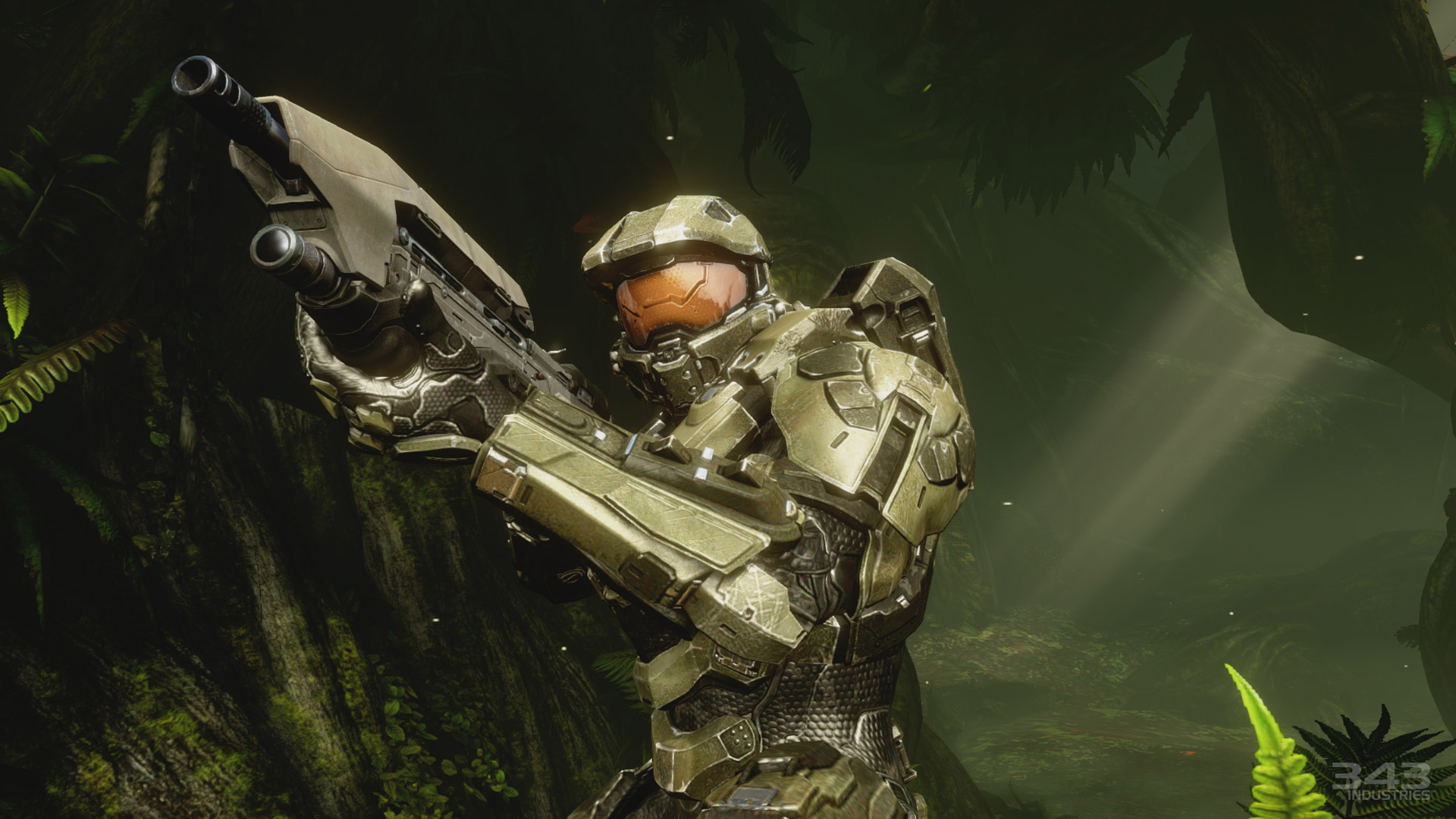 master chief collection halo 4 5