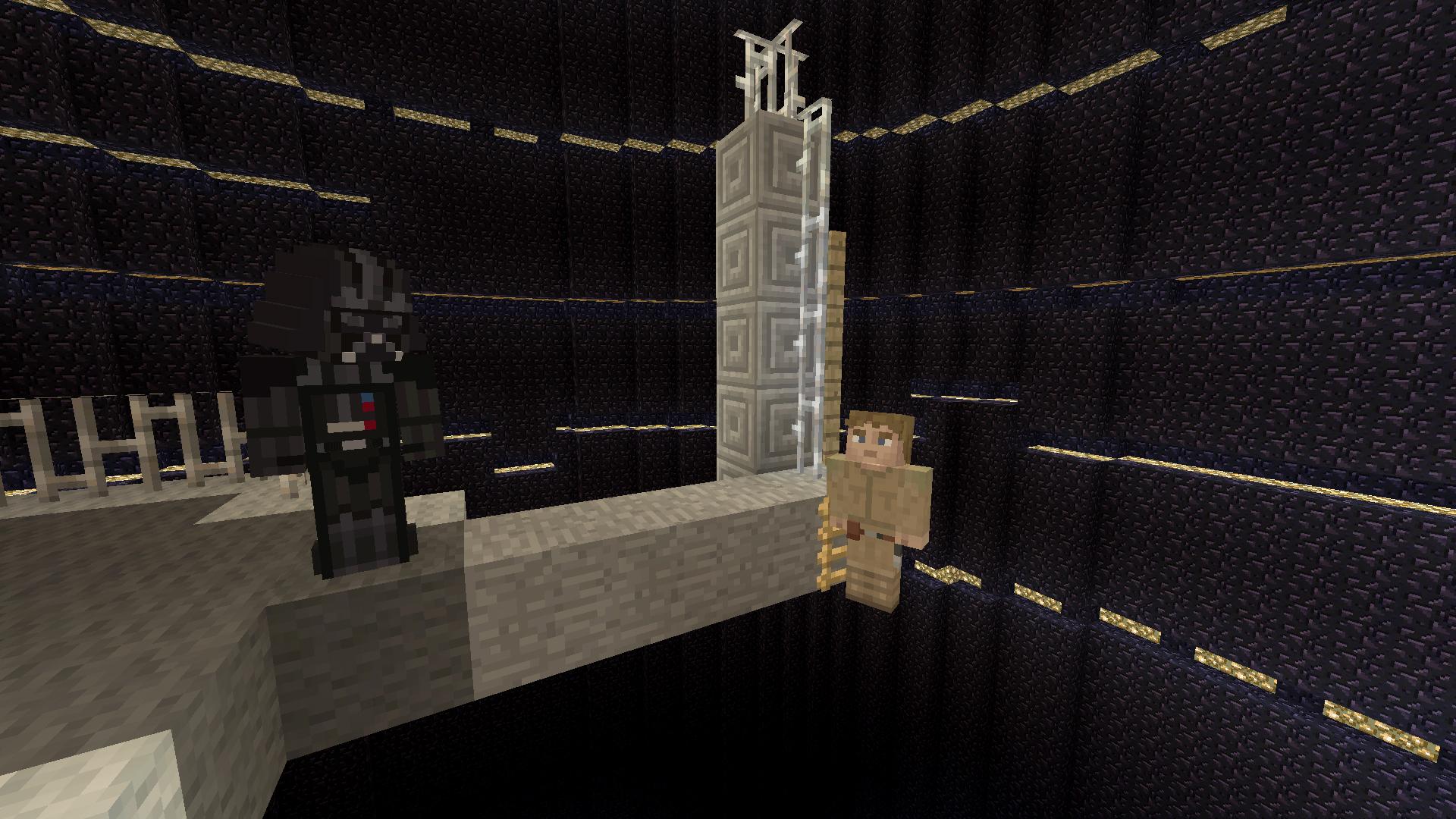 Minecraft Star Wars DLC Brings Favourite Character Skins To Xbox - Skin para minecraft no pc