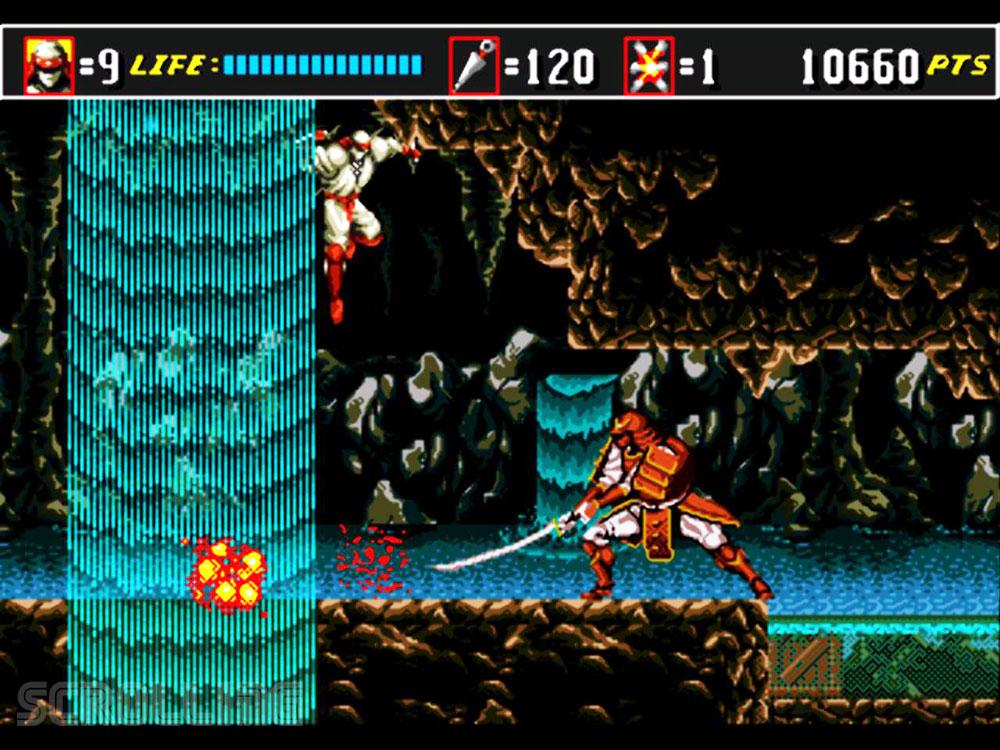 The Super Shinobi II: Tomoyuki Ito on the making of a Mega