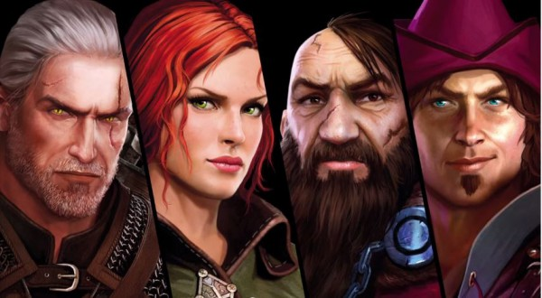 the witcher board game header