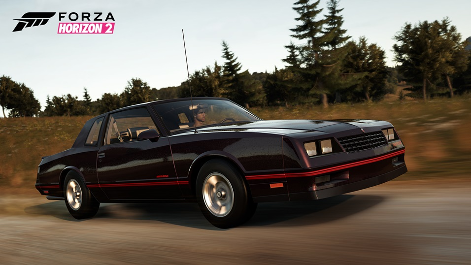 Forza Horizon 2 NAPA Chassis Pack is now available and contains two ...
