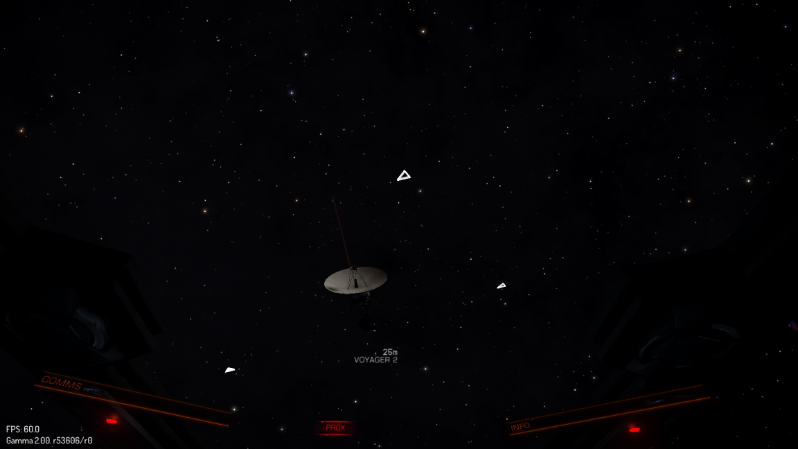 elite dangerous voyager 2 location
