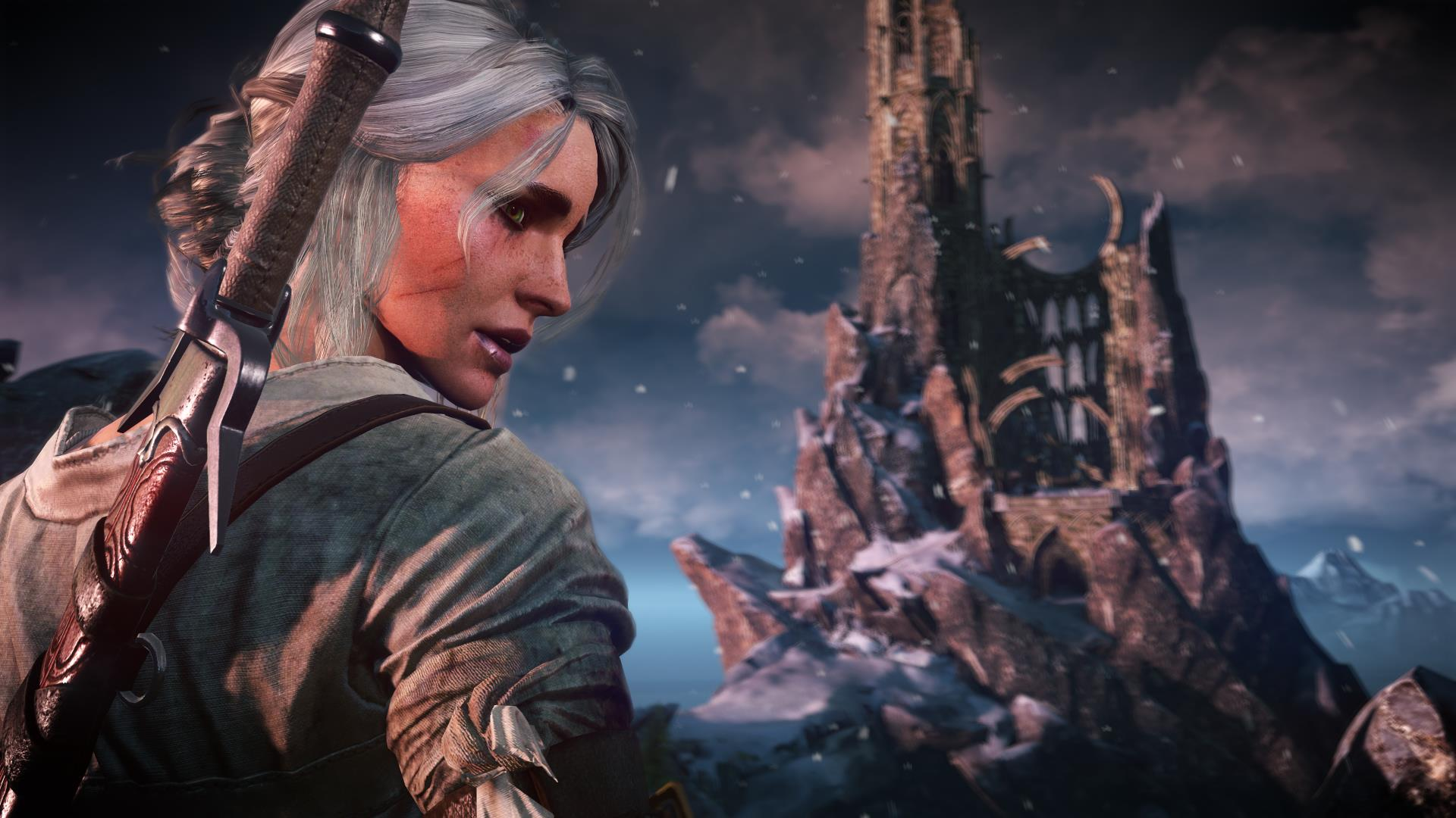 the witcher 3 ciri 2