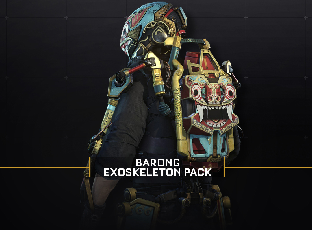 advanced warfare barong exo