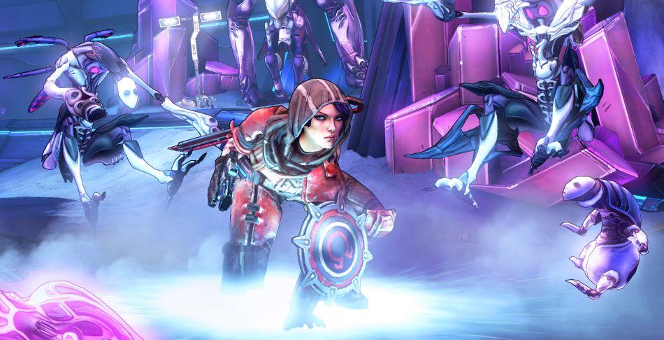 Borderlands: The Pre-Sequel's Ultimate Vault Hunter mode out