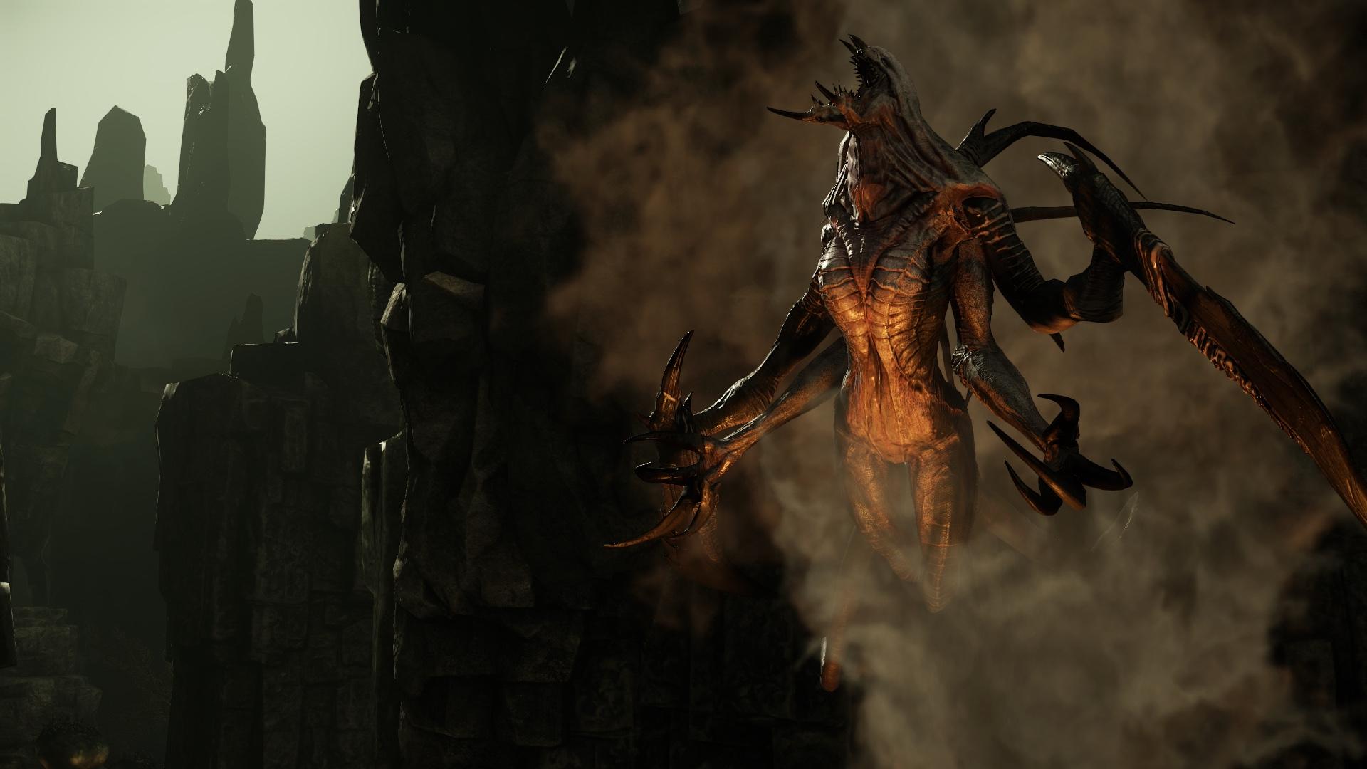 evolve wraith 8