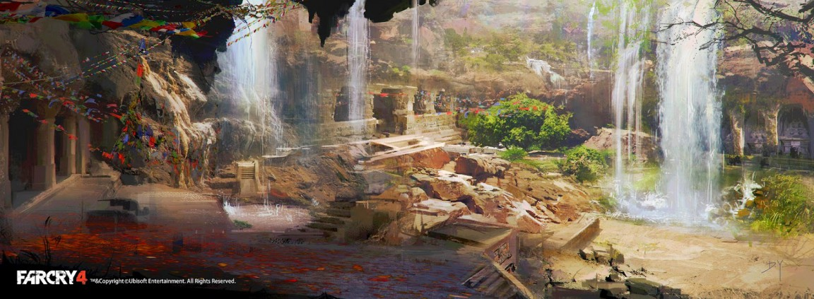 far cry 4 concept art 1
