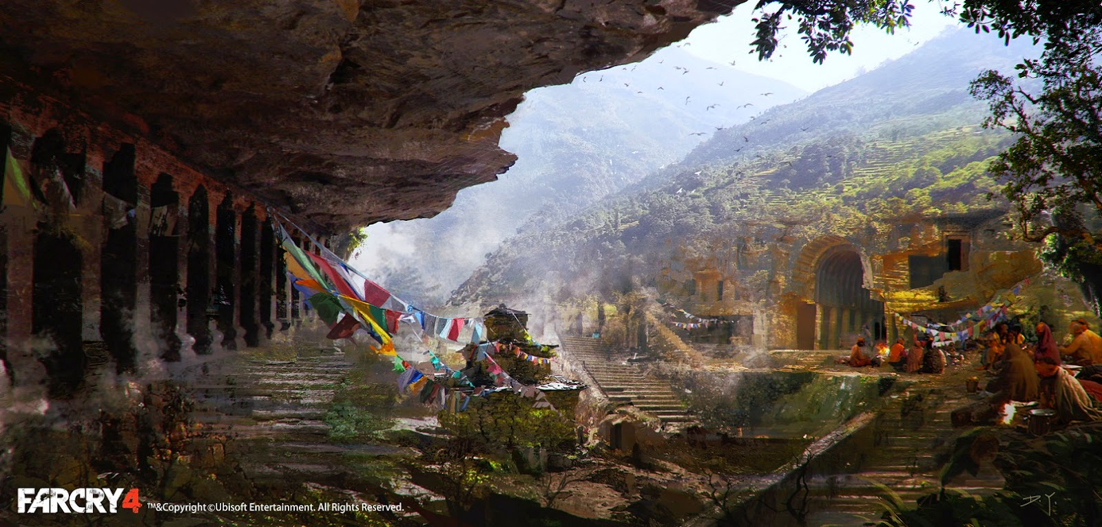 far cry 4 concept art 10