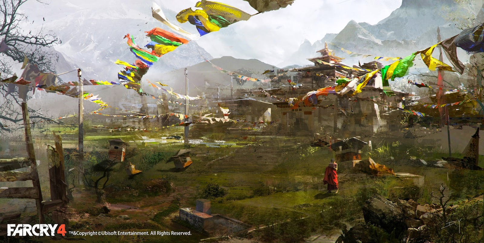 far cry 4 concept art 4