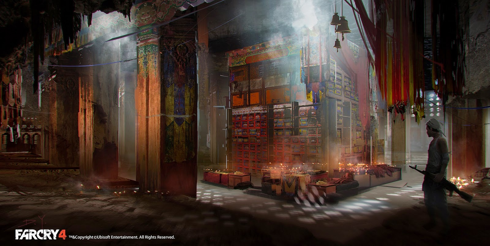 far cry 4 concept art 9