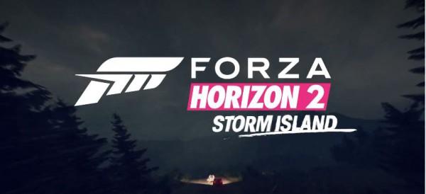 forza horizon 2 stormy island header
