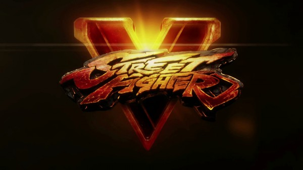 street fighter 5 clear logo