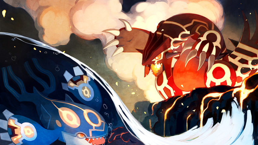 Pokemon Omega Ruby and Alpha Sapphire have shipped 7 7
